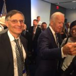 Ben Neel with Joe Biden
