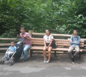 Neel Lab members at Bronx Zoo