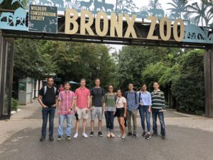 Neel Lab outing to Bronx Zoo