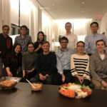 Neel Lab holiday party 2018